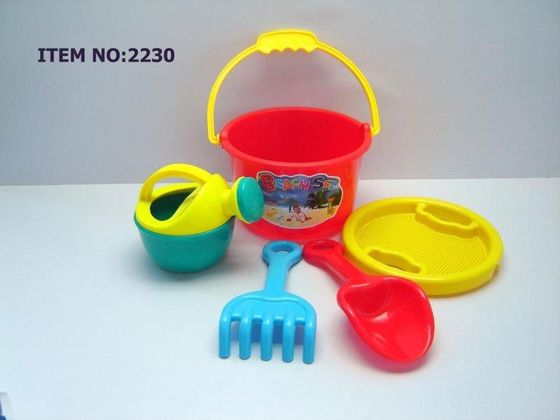 children plastic beach toy