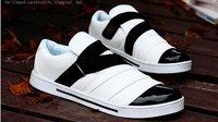 Мужская обувь на плоской платформе Spring and summer, daily, casual, Korean, British, tidal, fashion, men's shoes