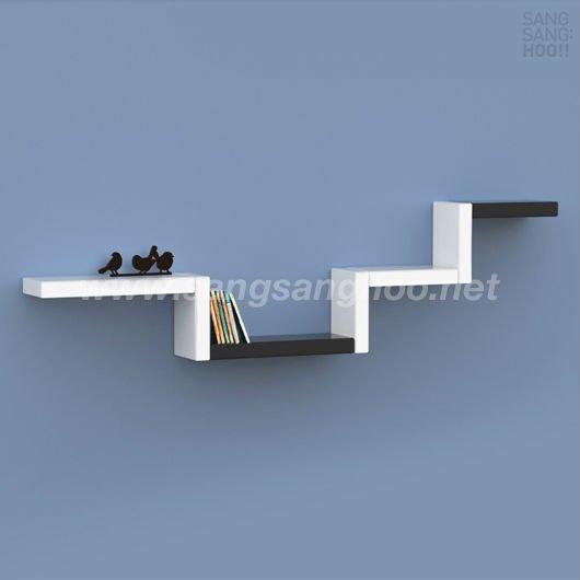 etageres murales fly. Black Bedroom Furniture Sets. Home Design Ideas