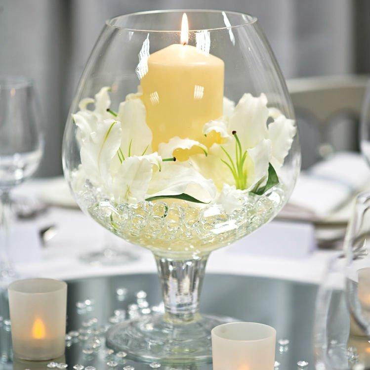 Wedding Decor Water Gems/water Pearl/hydro Gel - Buy Hydro Gel,Water ...