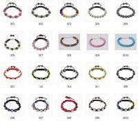 2011 Worldwide fashion shambhala bracelet /Handmade bracelets,fashion best selling newest styles Shambhala Anklet Bracelets SC1
