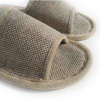 Женские сандалии Home slippers linen slippers natural linen slippers+ HOT Selling! Retail