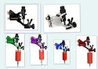 последние стиль стигмы bizarre v2 роторной машины пистолет 6 цветов ассорти наборы питания татуировки