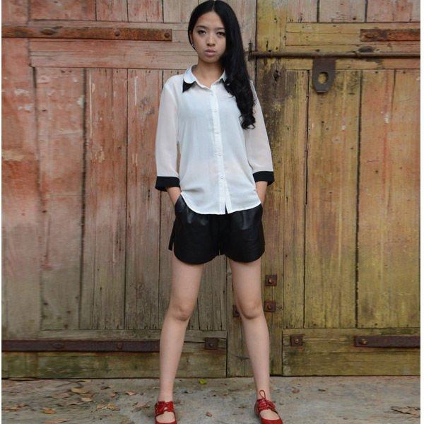 yigelila las mujeres de moda elegante y formal blusas blancas 741 ...