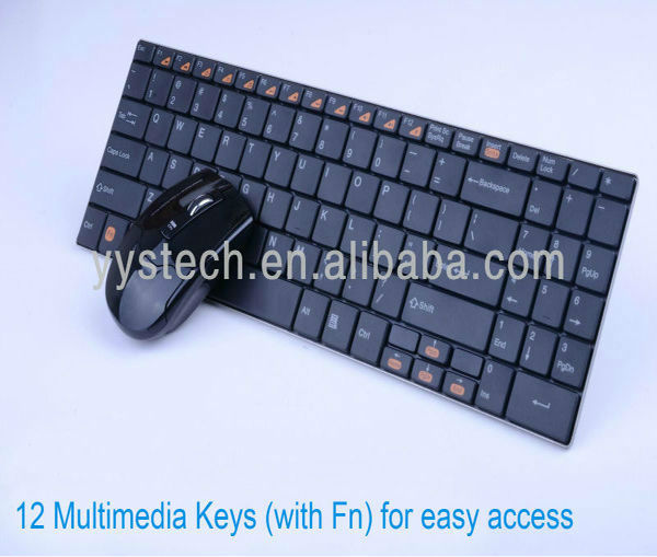 From China to Brazil, Keyboard Wireless