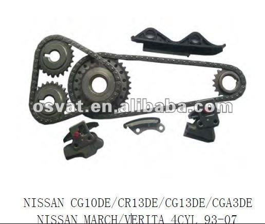 NISSAN CG10DE/CR13DE/CG13DE/CGA3DE Timing chain Kit products from