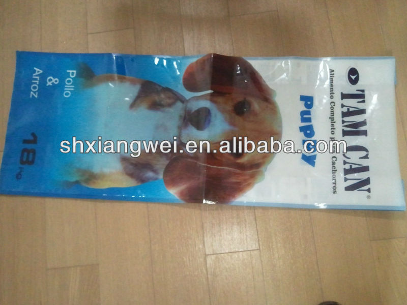 flexible printing and lamination packaging plastic bag manufacturers