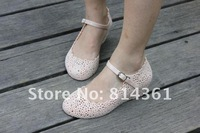 Best selling!!shoes woman fashion cut outs clogs women sandles Free shipping 1 pair