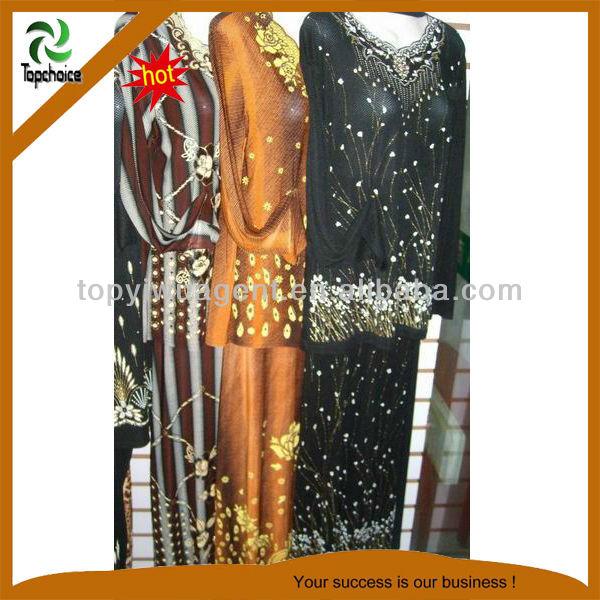 Modern islamic clothing abaya hijab