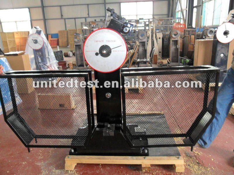 metal charpy impact testing equipment / Pendulum Impact Tester price/ impact testing machine