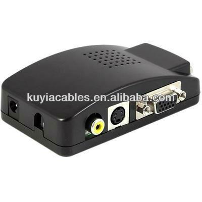 RCA to VGA Converter