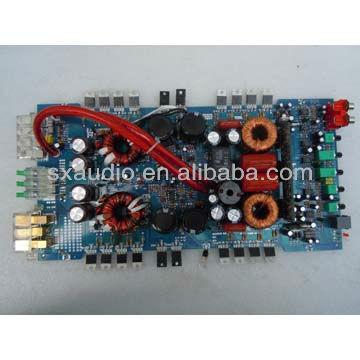 Amplificador de classe d 1000 W Classe D