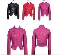 Женская одежда из кожи и замши 6021