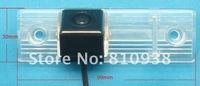 Waterproof Car reversing Camera for chery new Ecapital wiht CCD HD Free shipping !