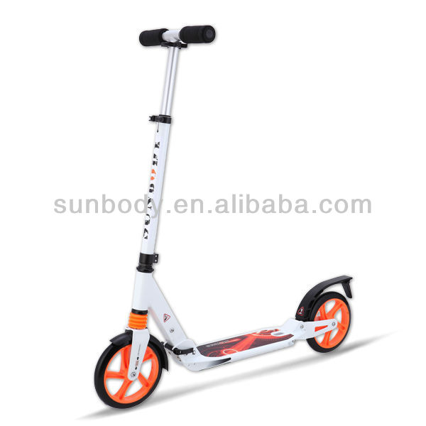 new two wheel scooter for adult with shocking proof EN14619 standard