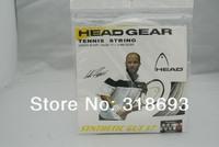теннисная ракетка Head Gear tennis string sinthetic gut 17 traditional feel
