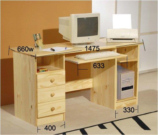 Muebles Para Computadora De Madera.Mueble De Madera Para Computadora Imagui