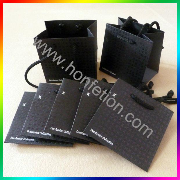 Luxury Custom Paper Shopping Bag