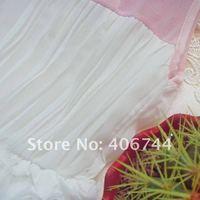 Платье для девочек 5pcs/lot, kids dress, white color, AL227