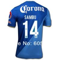 + blue o.martinez SAMBU 3 2014