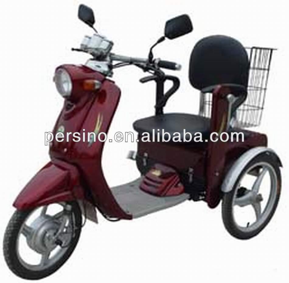 e-tricvcle for passenger