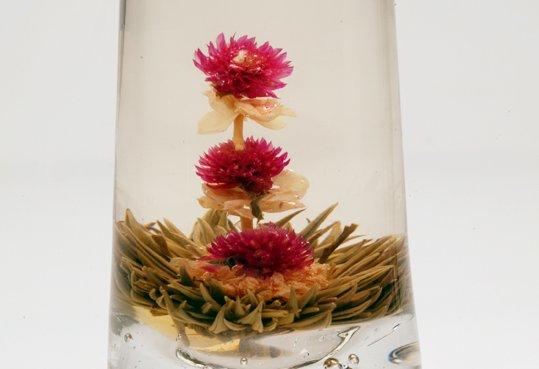Flowering tea,original beauty , the blooming tea