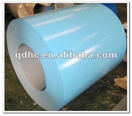 RAL5015 Sky blue Color Bond