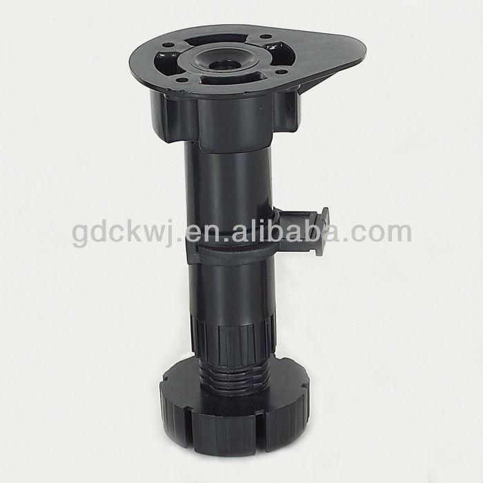 adjustable plastic cabinet legs kitchen cabinet leg