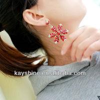 Серьги висячие KAYSHINE  ER-3823