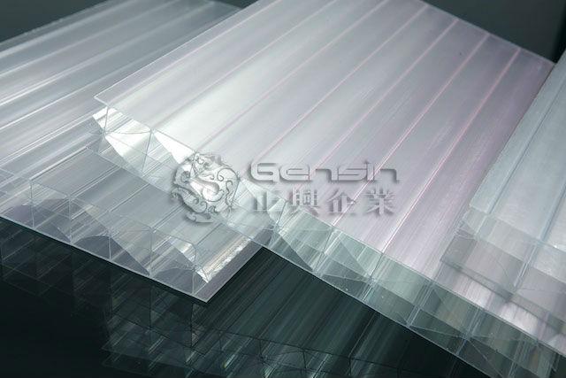 Solar control polycarbonate sheet