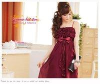 Платье для подружки невесты New Casual Dresses Evening dresses Chiffon dress and Retail CS-1006