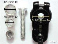 Боковые зеркала и Аксессуары для мотоцикла Bar End Mirror Handle DUCA 749 748 916 999 998 996 1098 1198 GP M15