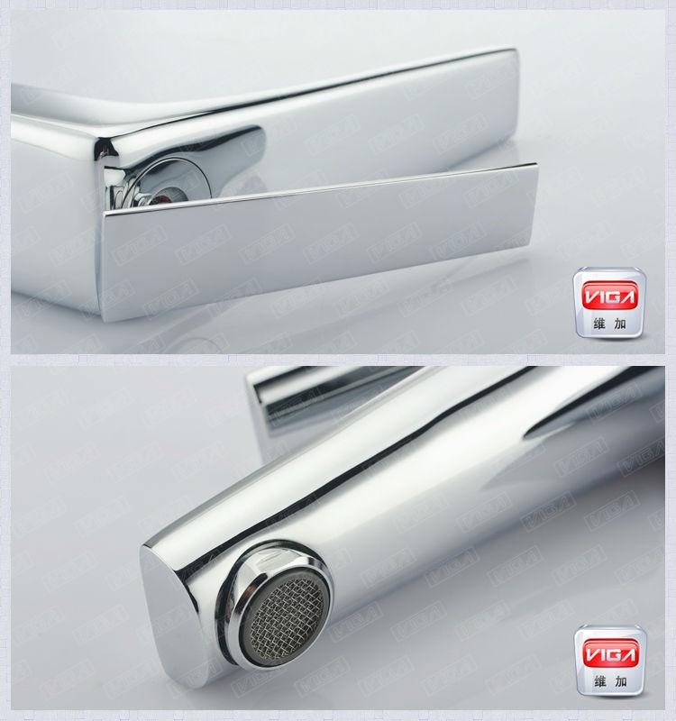 Popular Brass single lever wash basin mixer