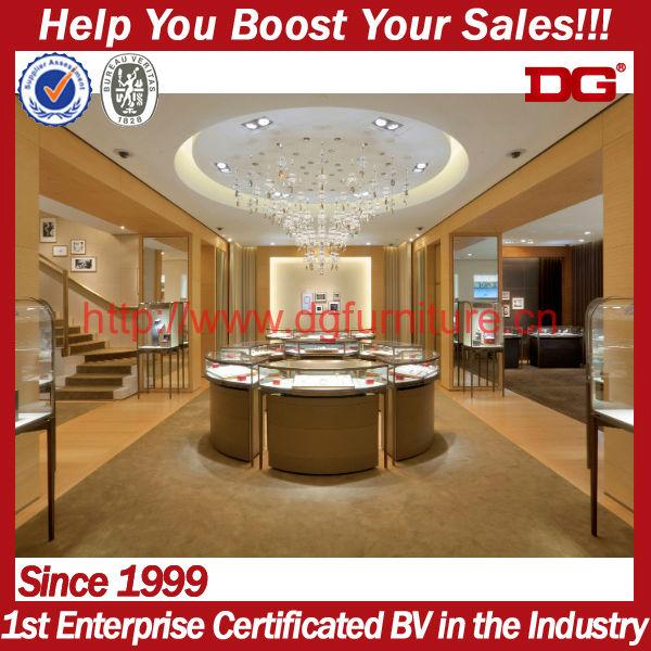 Interior Indian Jewellery Showroom Designs - Buy Jewellery Showroom ...