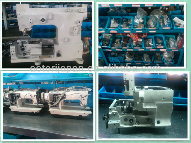 Industrial Interlock Sewing Machine for Swimwear