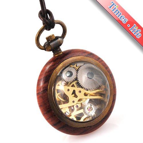 montre a gousset moderne