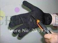 Защитные перчатки high quality 5 grade anti-cut knife cut-resistant gloves special wear-resistant anti-acid microwave static gloves