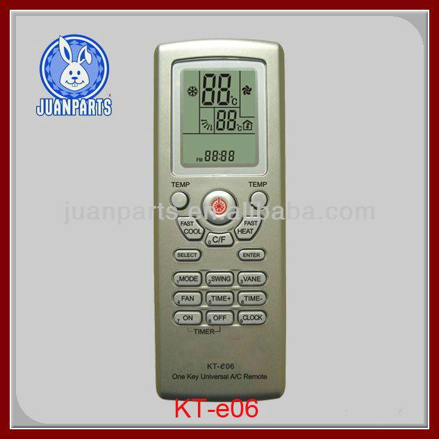 KT-508II condicionador de ar de controle remoto universal