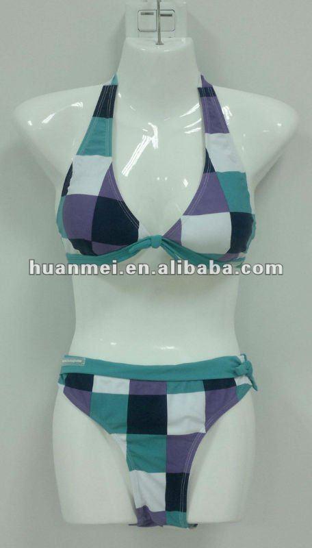 2012 OEM Ladies Newest Sexy Bikini