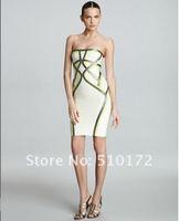 Вечернее платье fastion shouler HL222