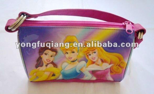Cartoon small handle fashion cheap girl wallets