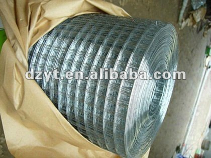 Factory ISO High Quality Galvanized Welded Wire Mesh