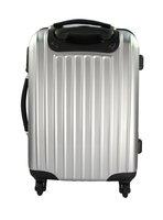 suitcase,Fashion Luggage,20inch luggage,PC001-20',silver
