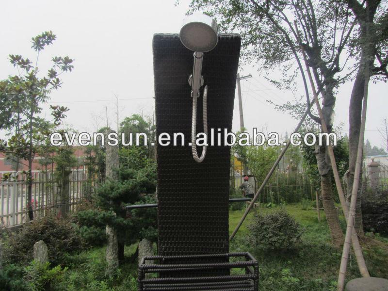 1pc gutes design schönen garten dusche fabrik-Möbel im Freien ...