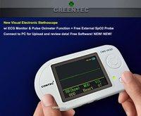 Электрооборудование CONTEC PR SpO2 36 CMS-VESD