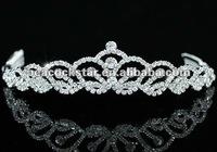 Ювелирное украшение для волос Bridal Wedding Party Quality Stylish Austrian Crystal Tiara CT1407