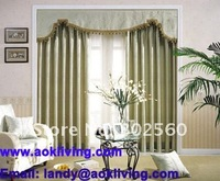 Карнизы и Аксессуары для штор 4.5 meters Remote Control Electric Motorized window Curtain Single track double open