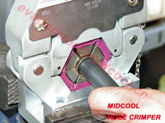 ac Hydraulic Hose Crimping Tool