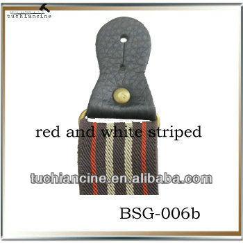 Fashion Stripe elastic Suspenders/Braces For Girls