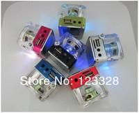 Аудио колонка USB LCD MP3 FM TF